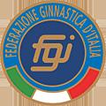 logo federazione ginnastica italia