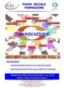locandina seminario comunicazione