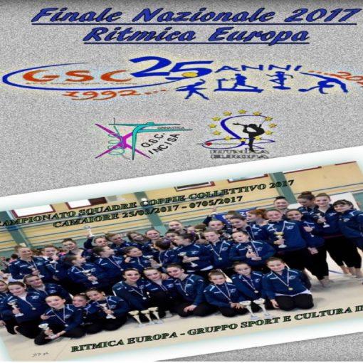 Grandi Successi Al Campionato Regionale Ritmica Europa