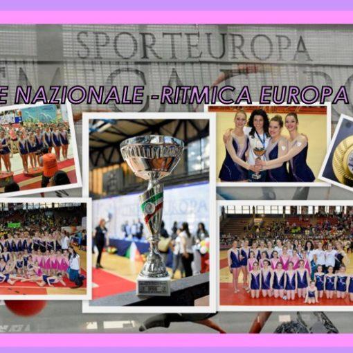 Finale Nazionale Ritmica Europa 2017